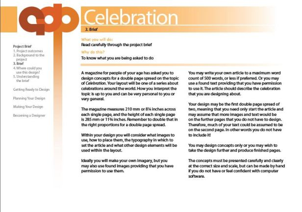 CelebrationDemoBrief