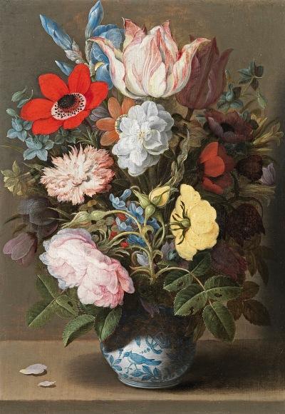 Dutch Flowers X9131-pr